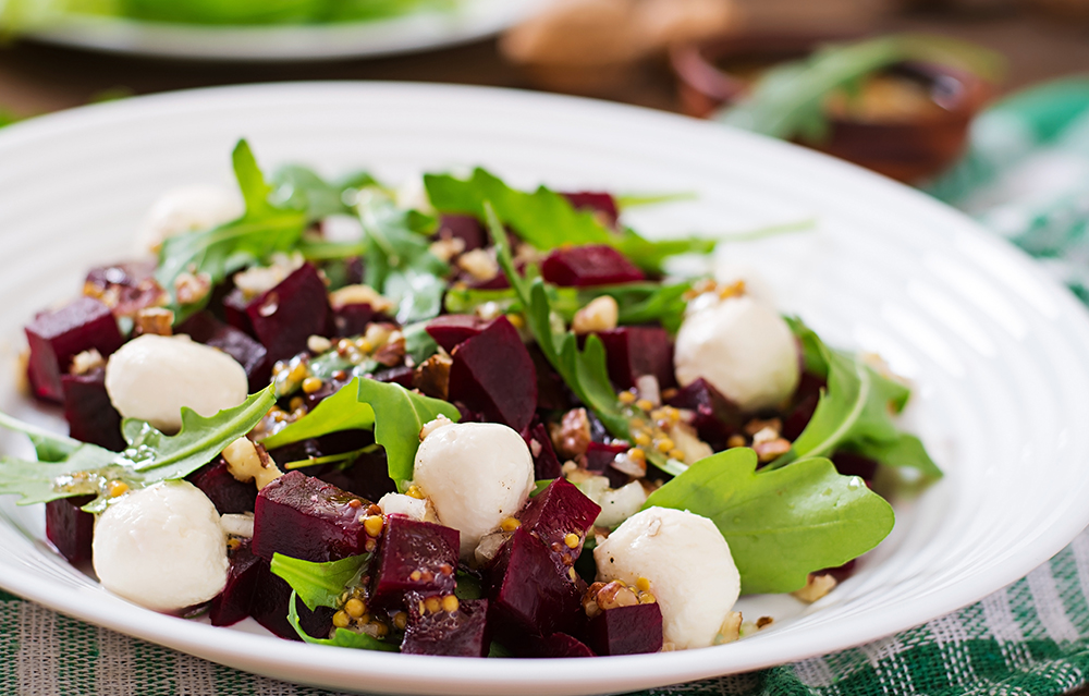 The Benefits of Beets when baked are just as delicious
