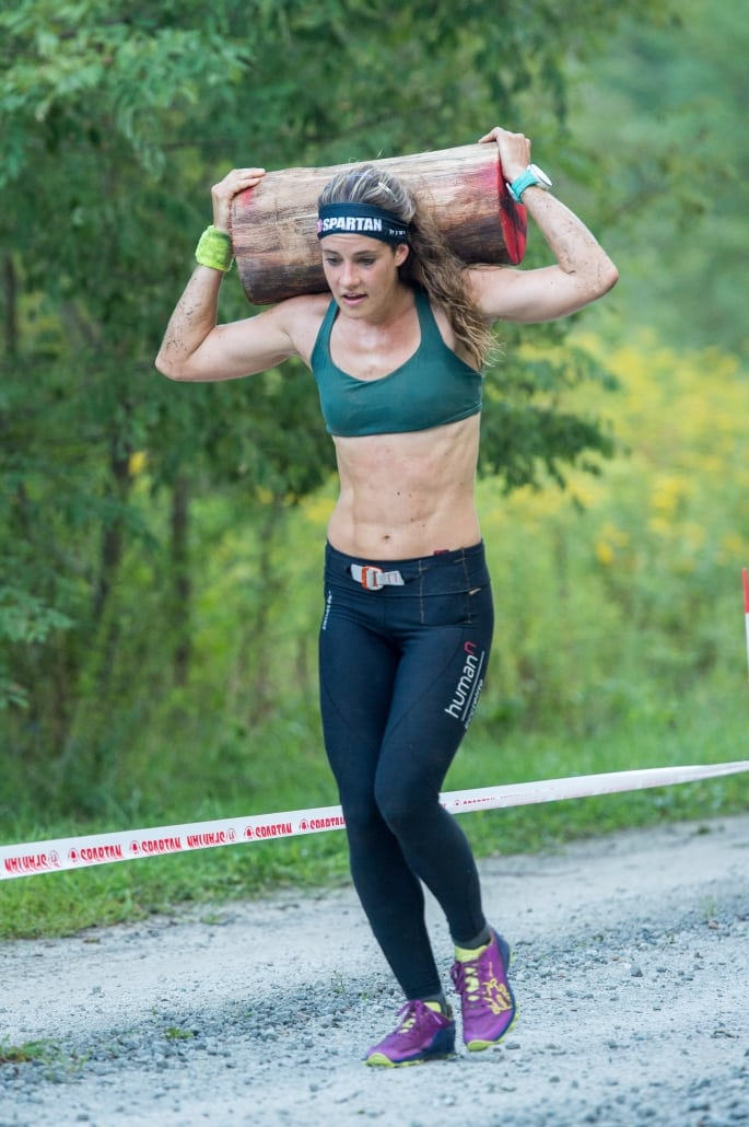 Lindsay Webster Spartan