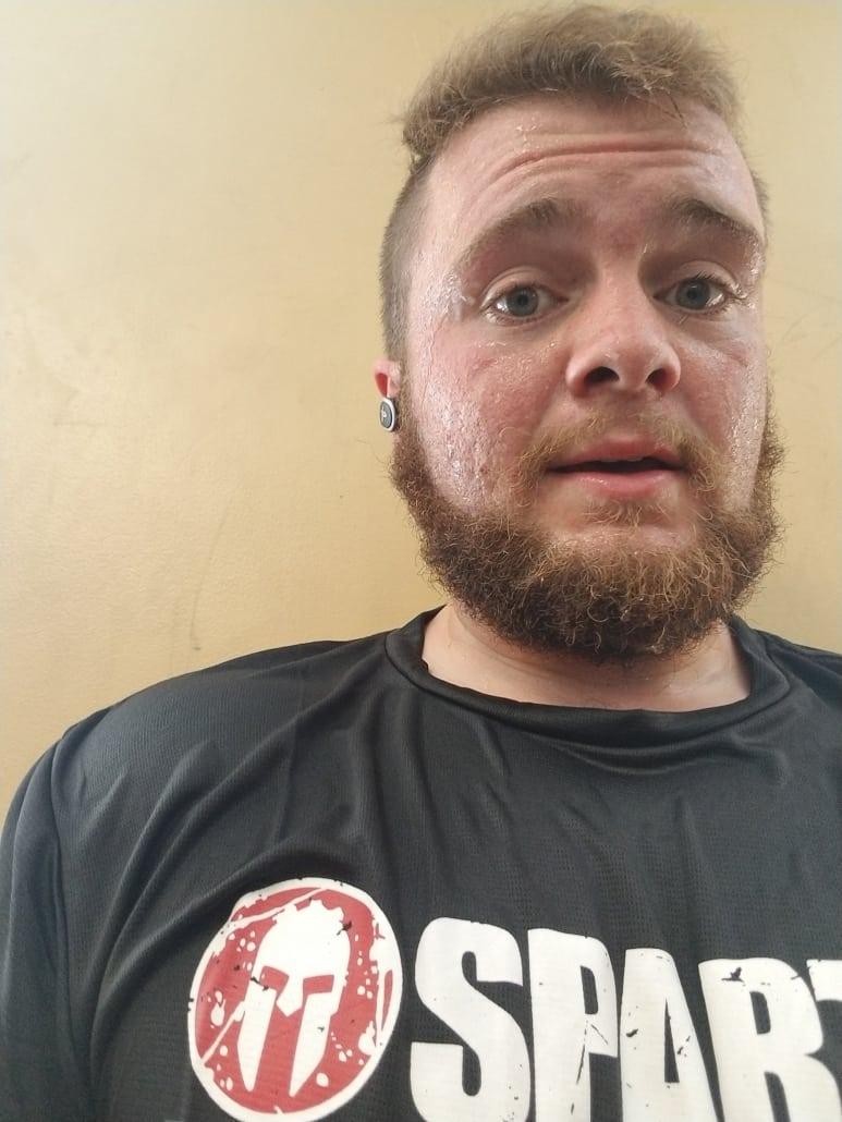 Spartan Burpee Challenge Photos retest