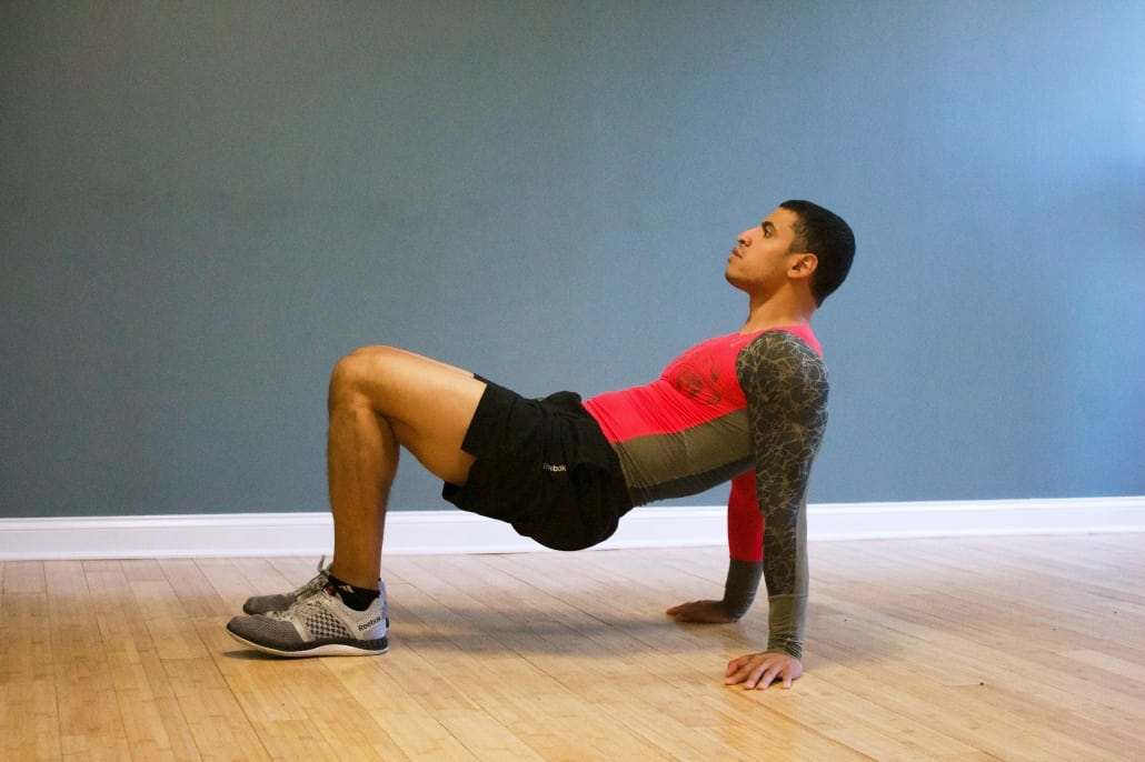 underrated bodyweight exercises crab ankle 1