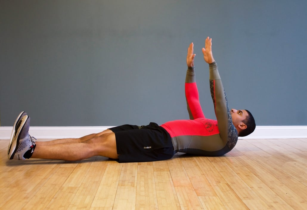 underrated bodyweight exercises include the hollow hold