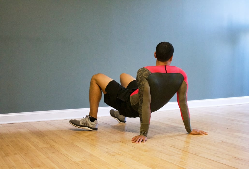 Underrated Bodyweight Exercises roll to bear