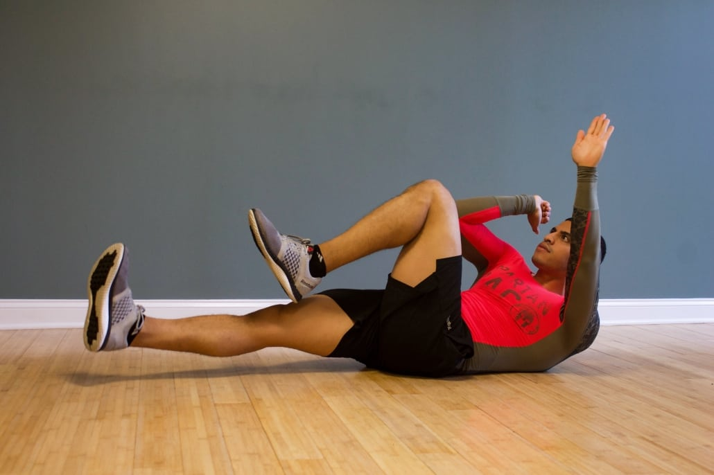 Underrated bodyweight exercises hollow-hold 2
