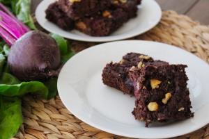 swiss chard brownies