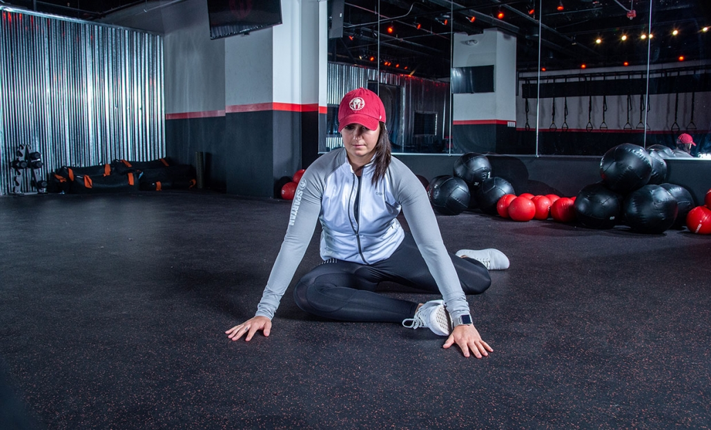 Strength and Agility Workout