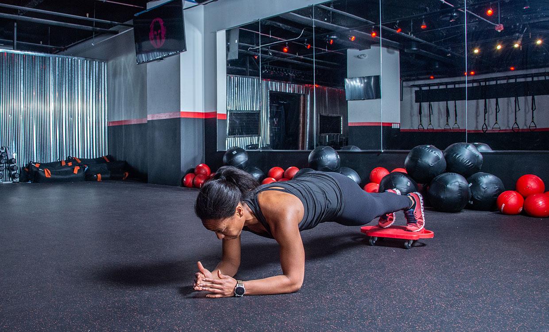 Body Saw core workout