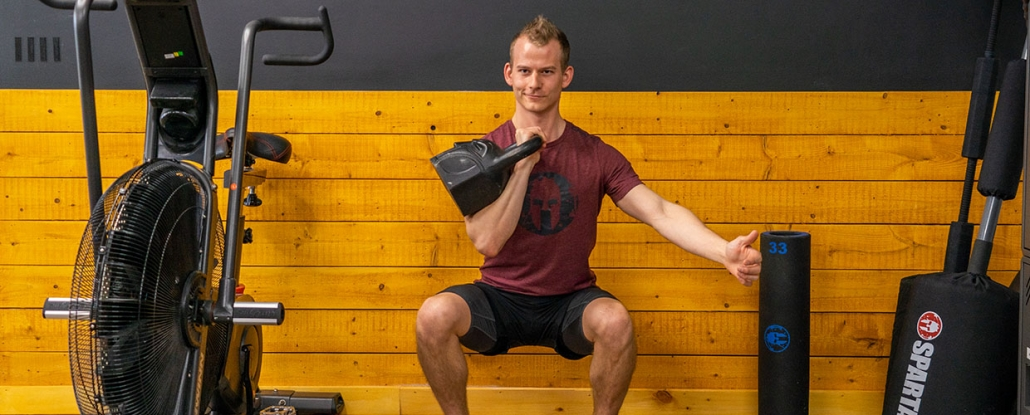 strength and power workout