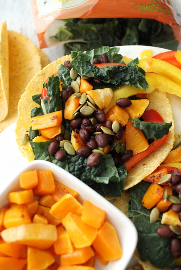 plant-based meals kale tacos