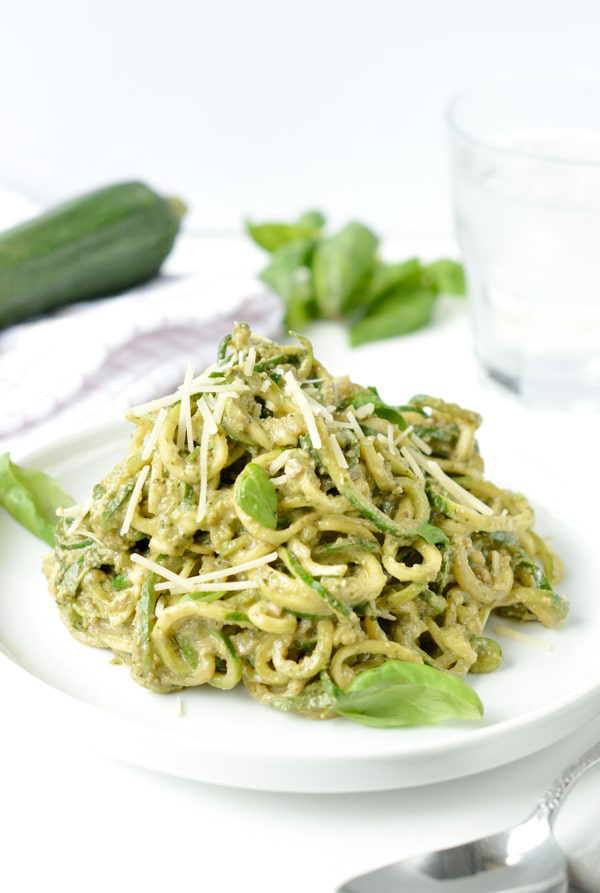 plant-based meals zucchini
