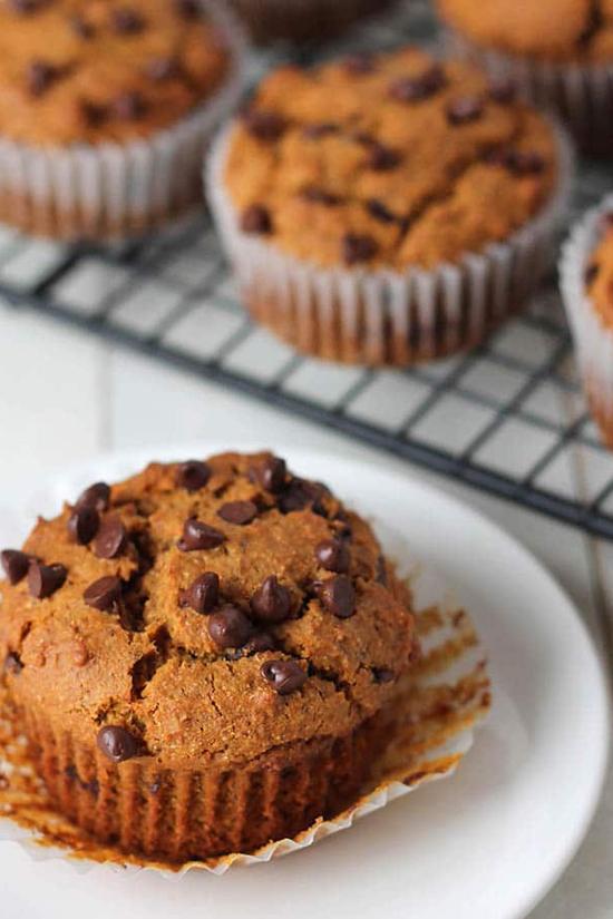 are sweet potatoes healthy vegan sweet potato muffins