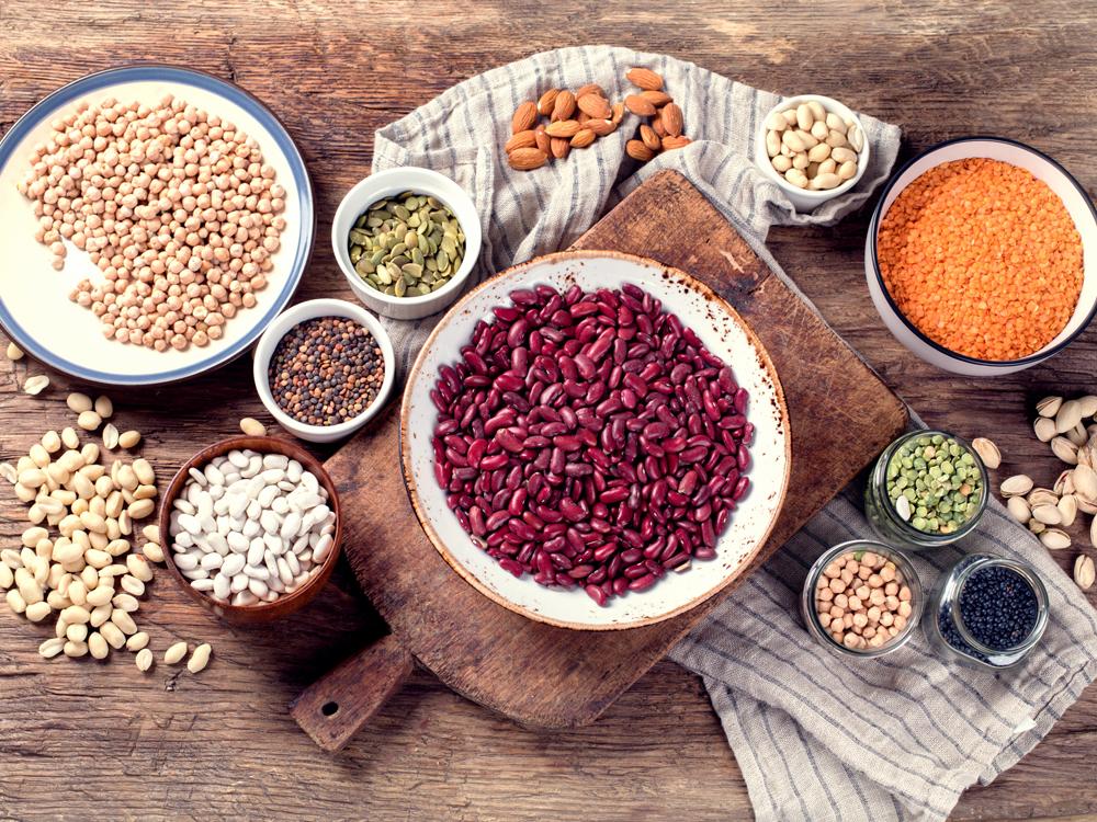 plant-based foods legumes