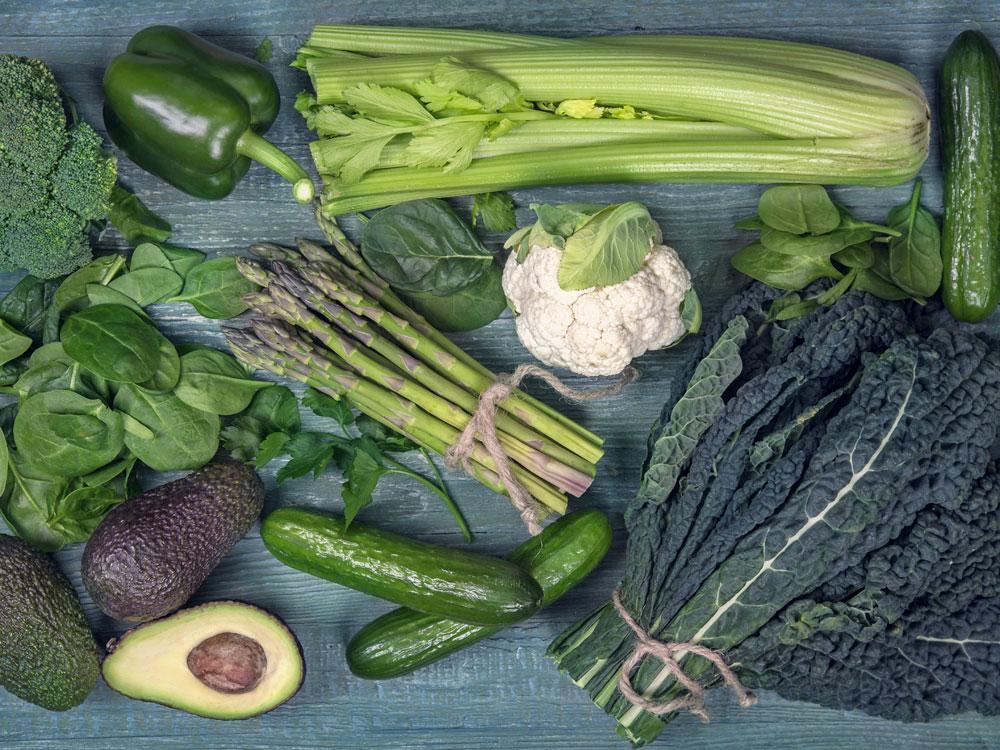 plant-based foods vegetables