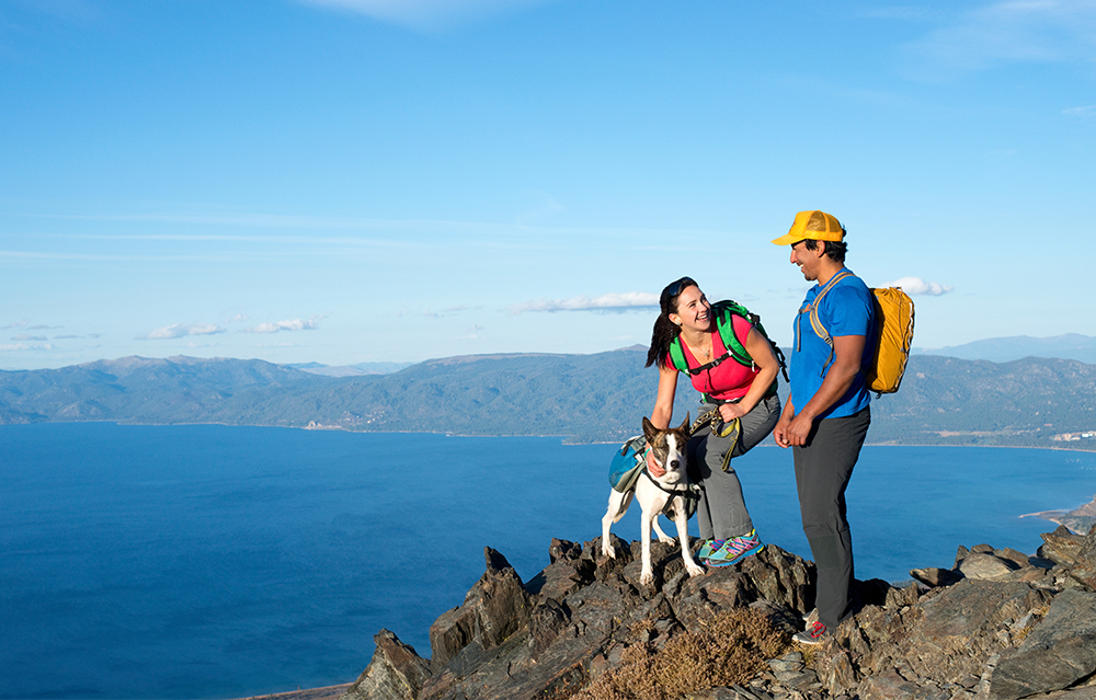 active things to do in Tahoe hike mount tallac