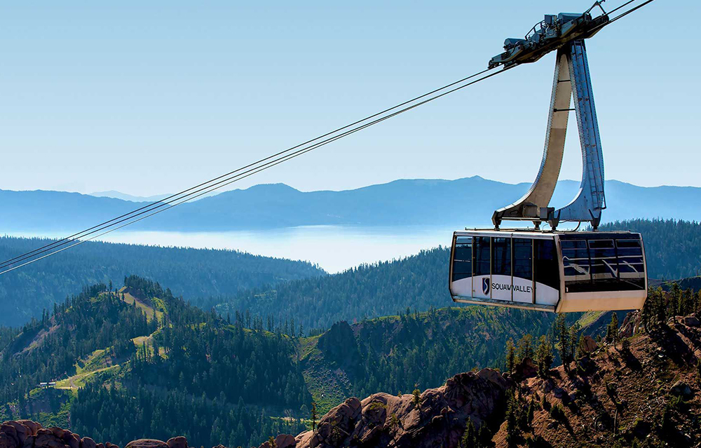 active things to do in tahoe arial tram