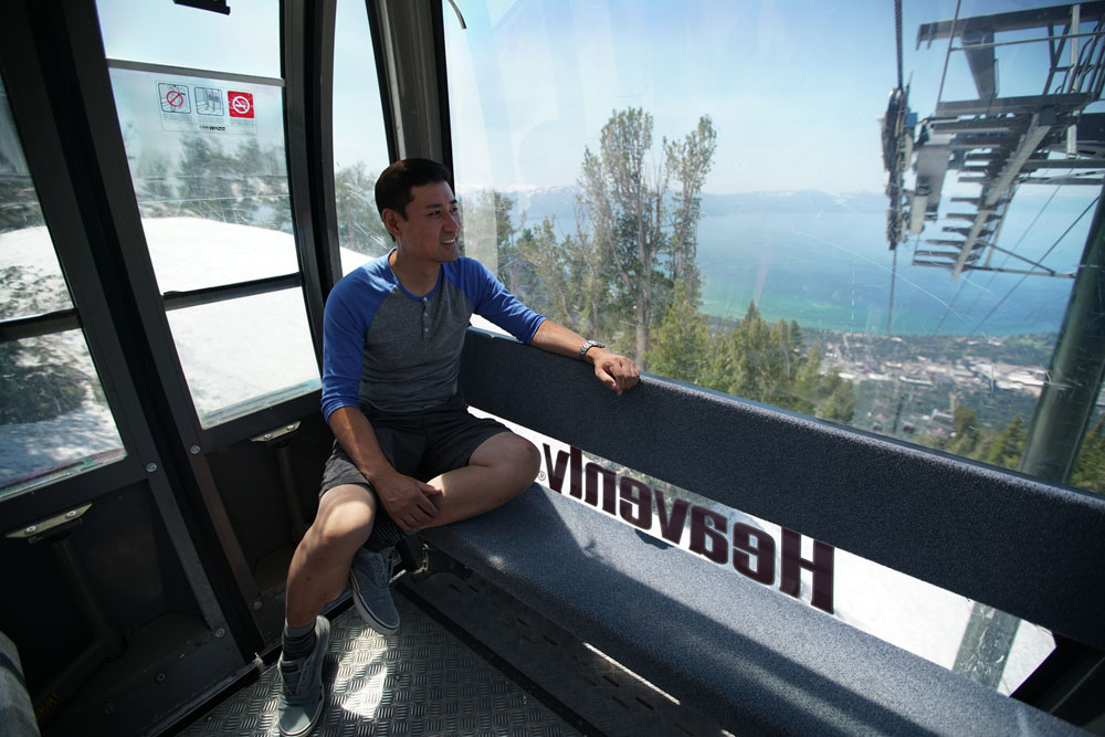 things to do in tahoe gondola ride