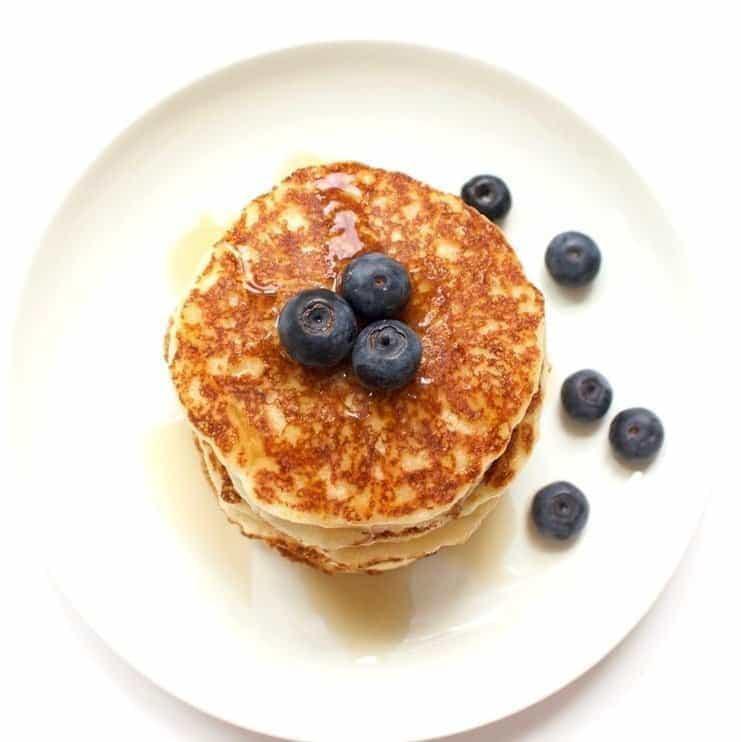 easy plant-based meals vegan pancakes