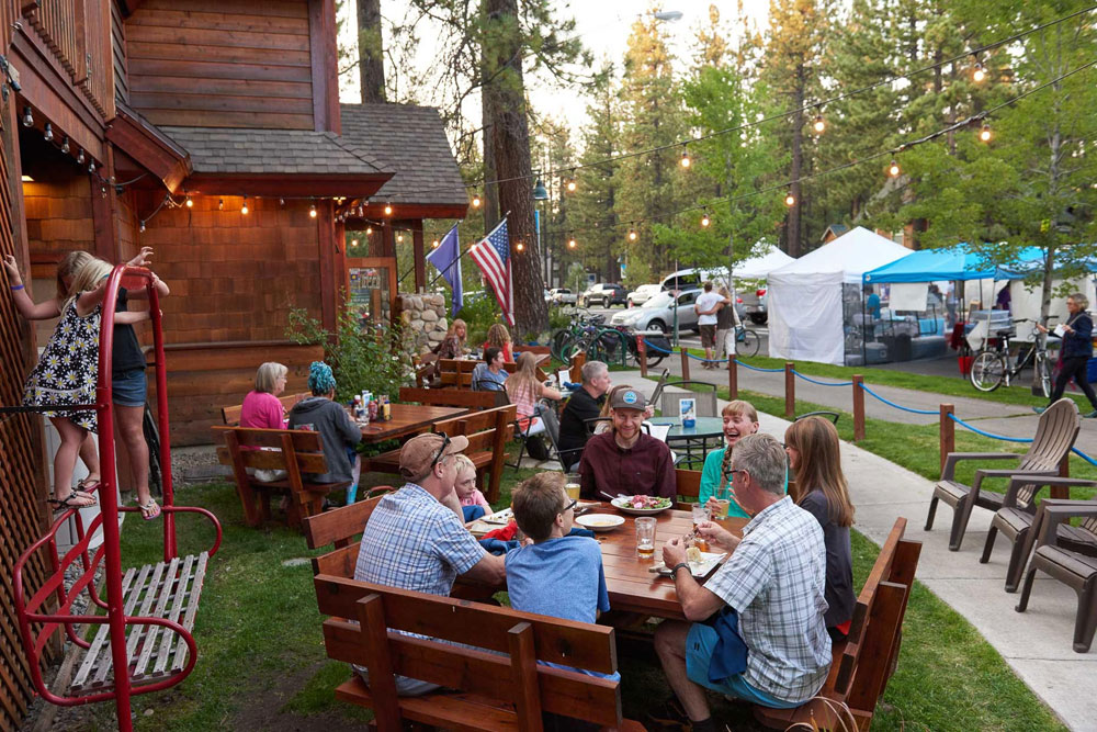 things to do in tahoe blue angel cafe