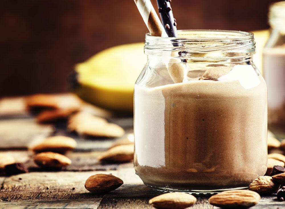 cacao eggless breakfast