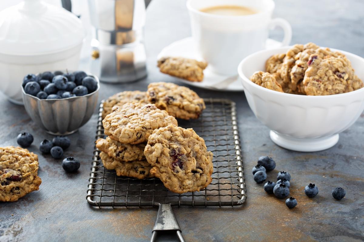 healthy snacks for traveling breakfast cookies