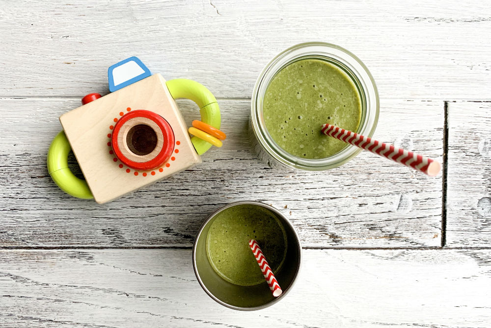 protein smoothies for kids