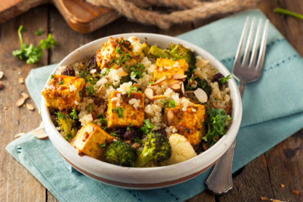 protein bowl recipes for dinner