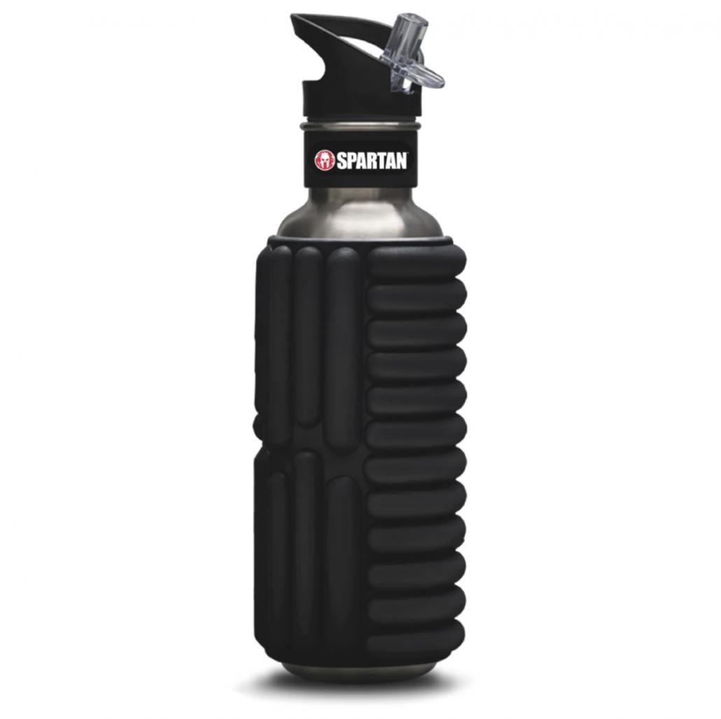Spartan Mobot Foam Roller Water Bottle