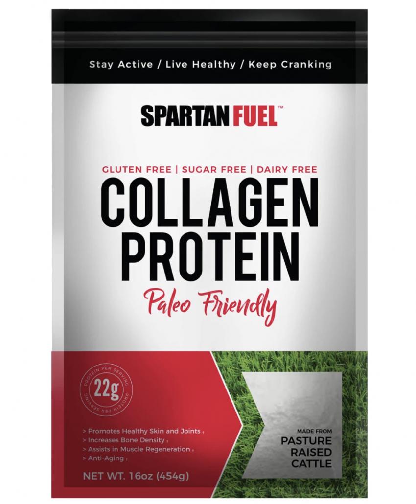 Spartan Fuel Collagen Protein