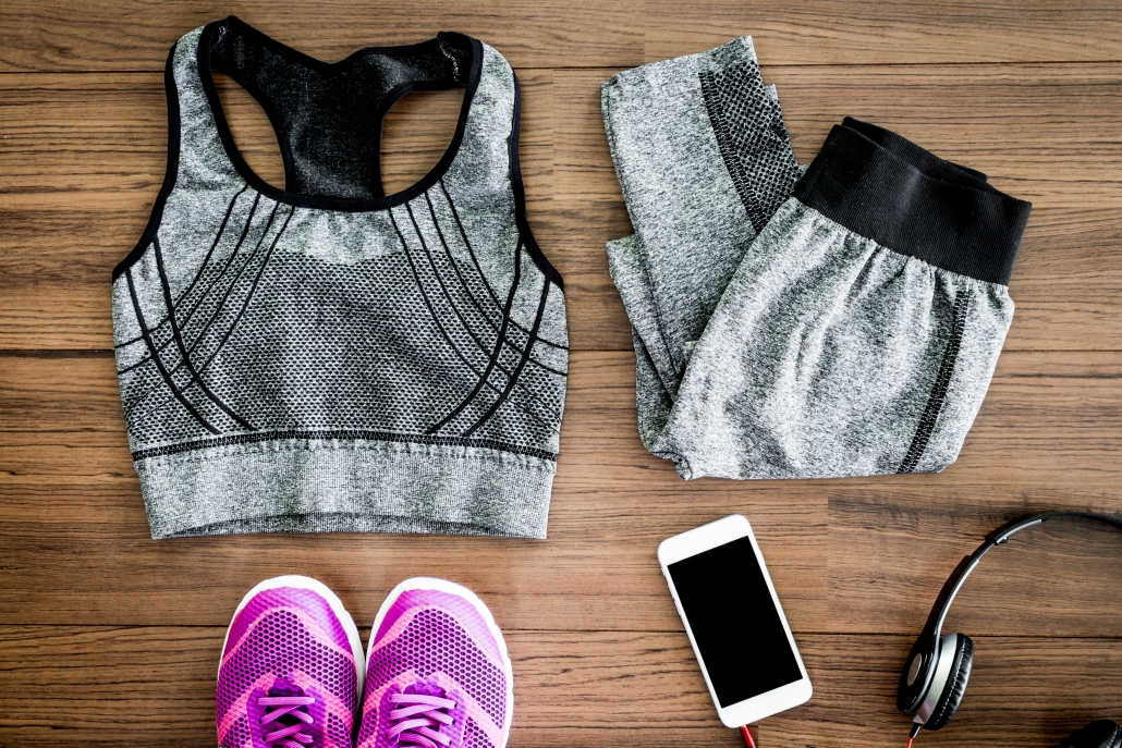 extra workout clothes