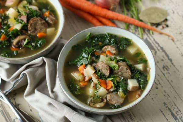italian harvest soup high-protein soup ideas