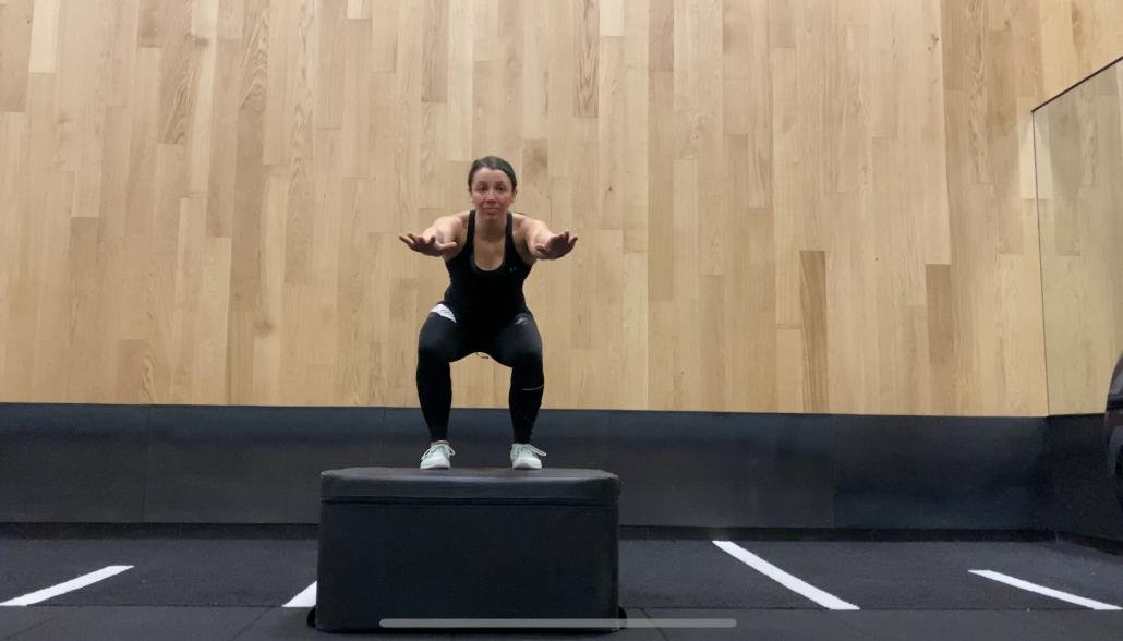 plyobox bodyweight exercises box jumps