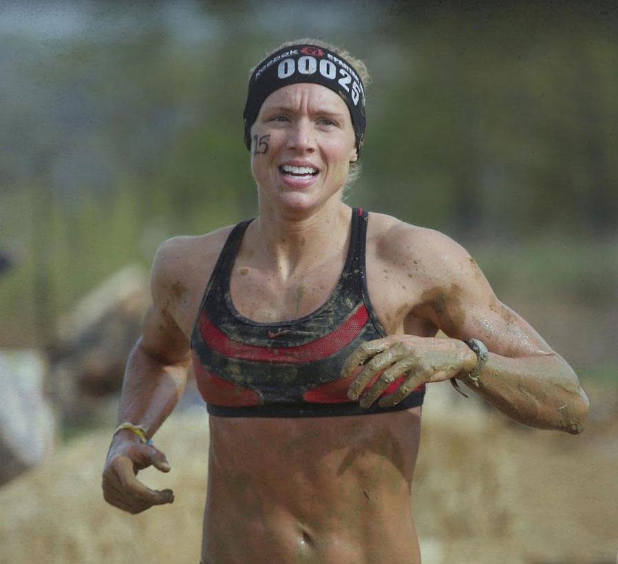 Amelia Boone runner women's history month