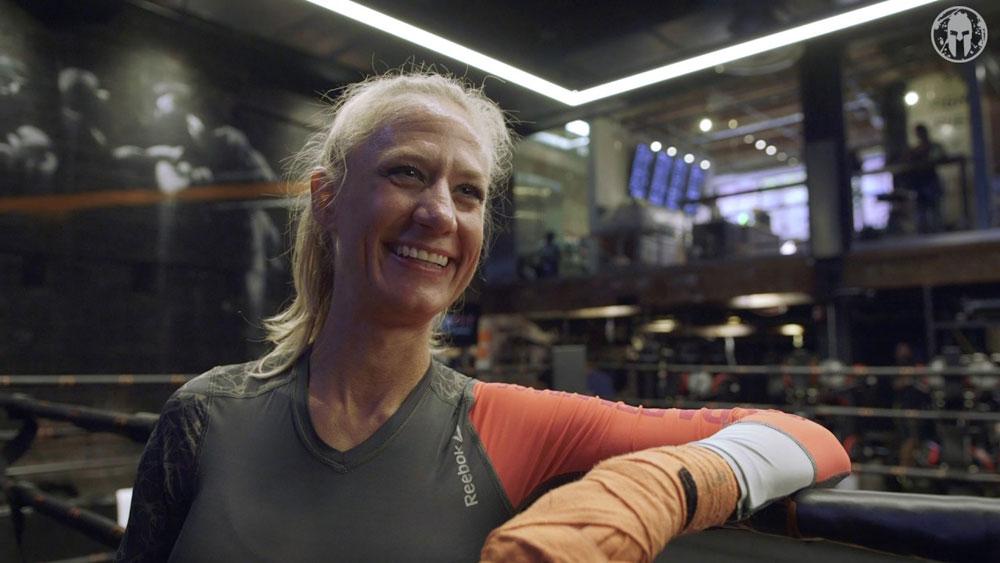danielle rieck runner women's history month