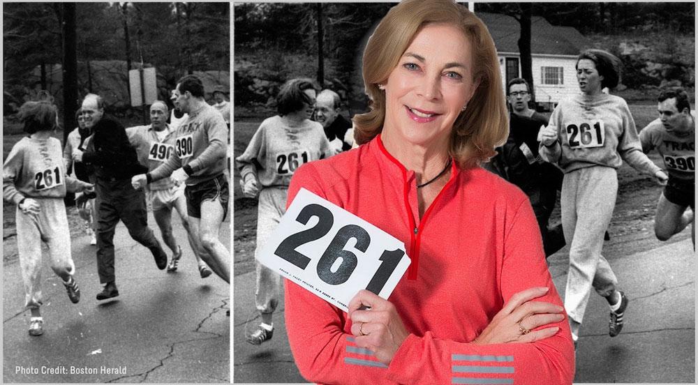 kathrine switzer runner women's history month