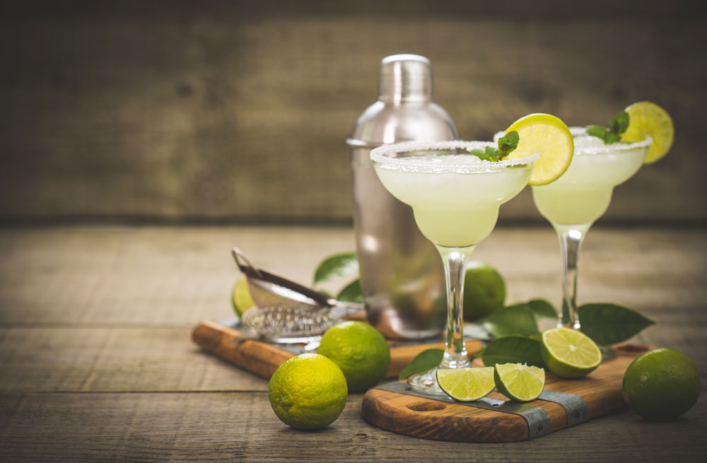 skinny marg recipe